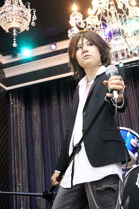 Janne Da Arc yasu(餓えた太陽) ...