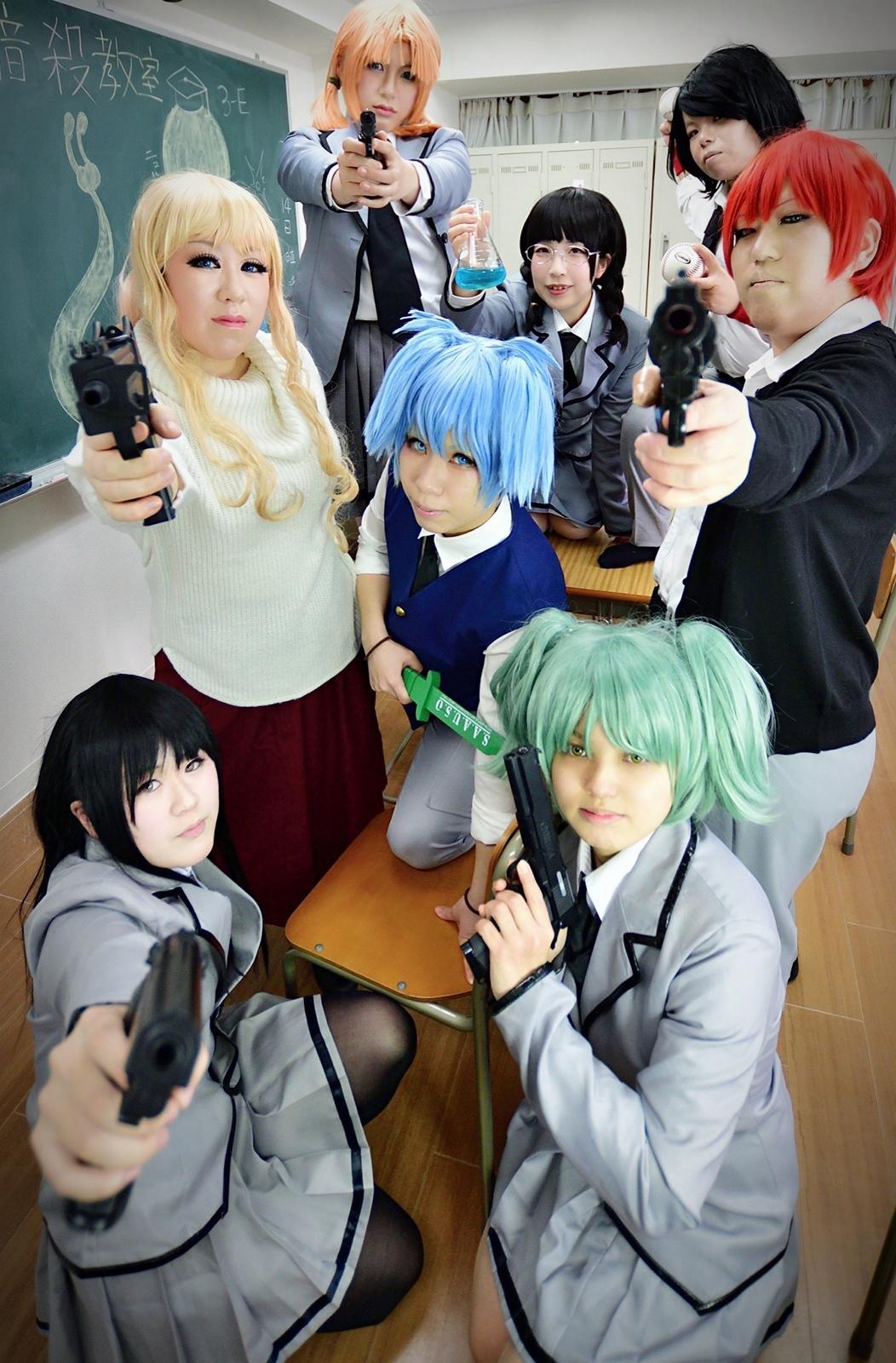 教室 カルマ 奥田 暗殺